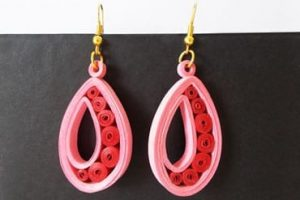 DIY Jewellery-Earrings for Girls