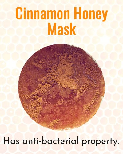 Cinnamon Honey Face Mask