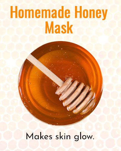DIY Homemade Honey Face Masks
