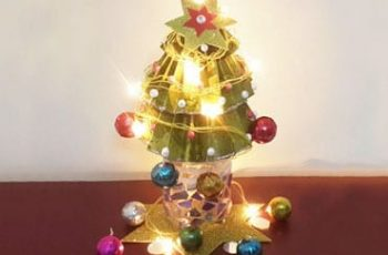 Christmas Tree Kids Craft Ideas