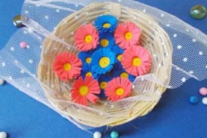 DIY Quilling Flowers