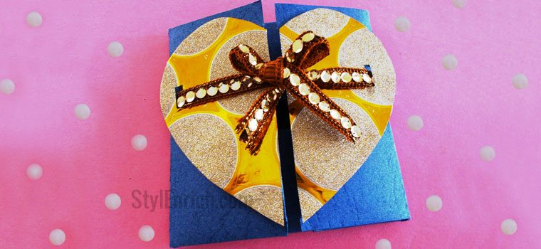 Handmade Chocolate Gift Box DIY Gifts!