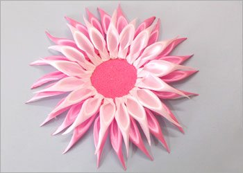 Diy-dahlia-craft-with-beads
