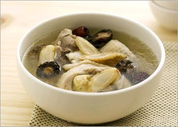 Chicken Soup for Cold and Cough