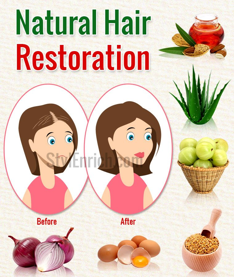 Natural Hair Restoration