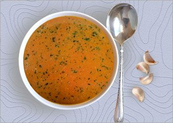 Warm Soup for Cold and Cough