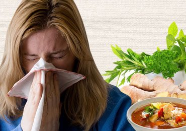 Cold Treatments : Effective Top 10 Home Remedies for Cold