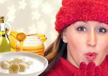 Dry Skin Remedies : Homemade Face Masks for Dry Skin in Winter