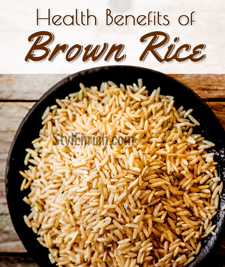 Health Benefits of Brown Rice