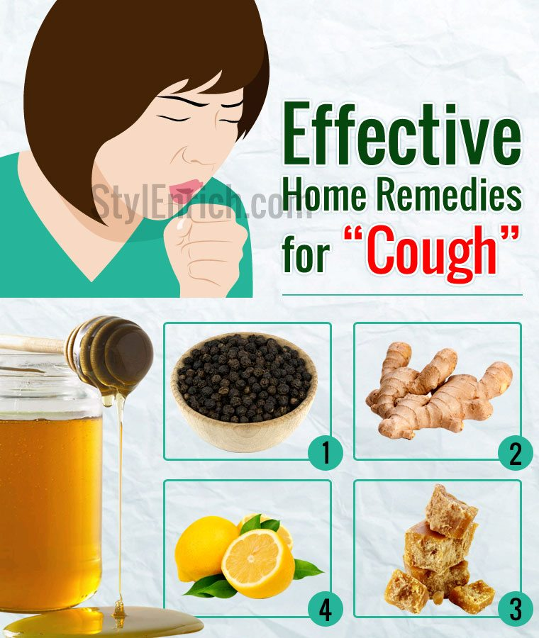 Natural Home Remedies for Cough!