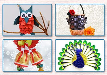 5 Super Awesome Recycled DIY Crafts Just for You!
