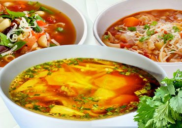 Low calorie soup recipes!