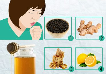 Cough Treatment : Top Home Remedies for Cough