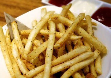 Learn Step by Step Homemade French Fries of Awesome Taste!