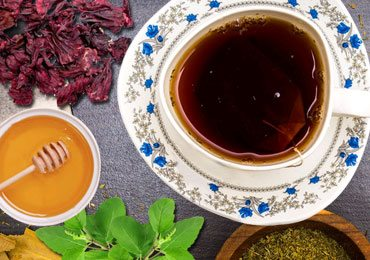 Tea Benefits : 8 Amazing & Very Effective Homemade Medicinal Tea's That You Must Try!