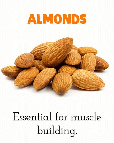 Almonds to Lose Belly Fat