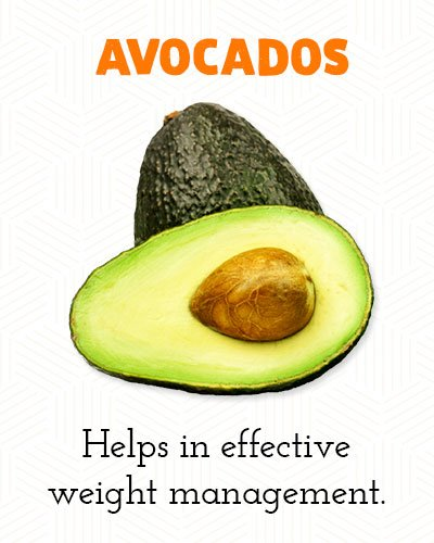 Avocados to Lose Belly Fat