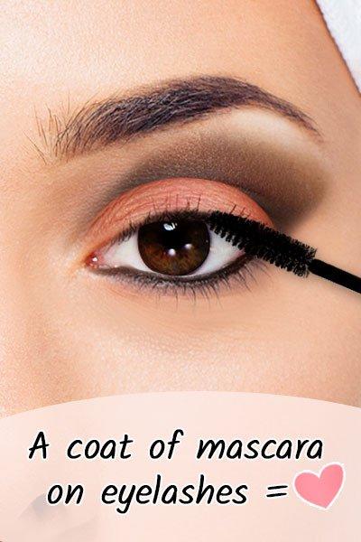 Mascara For Black Eyes