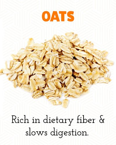 Oats to Lose Belly Fat