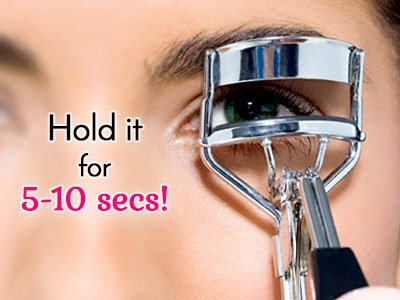 how to use eyelash curler. how to use eyelash curler