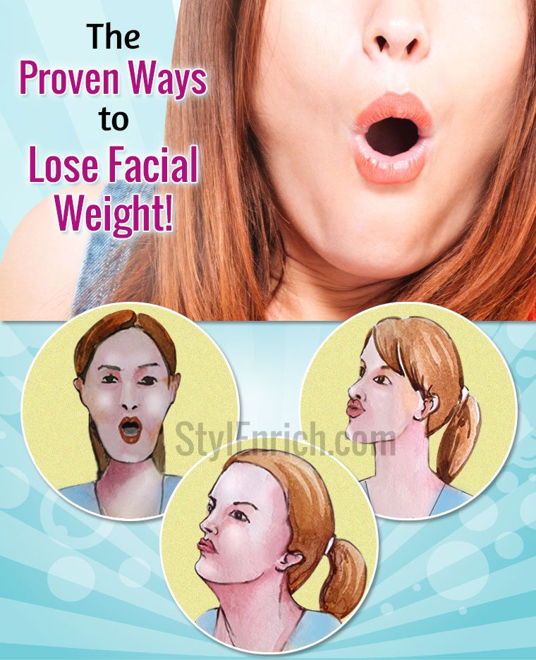 Exercise To Lose Weight in Face