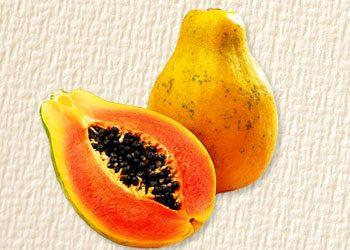 Papaya-for-heartburn