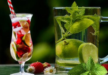 Top 5 Detox Water Recipes to Help You Lose Weight Faster!