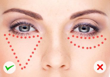 Make Up Tips : How to Apply Concealer!