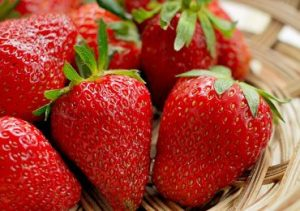 Strawberries Benefits