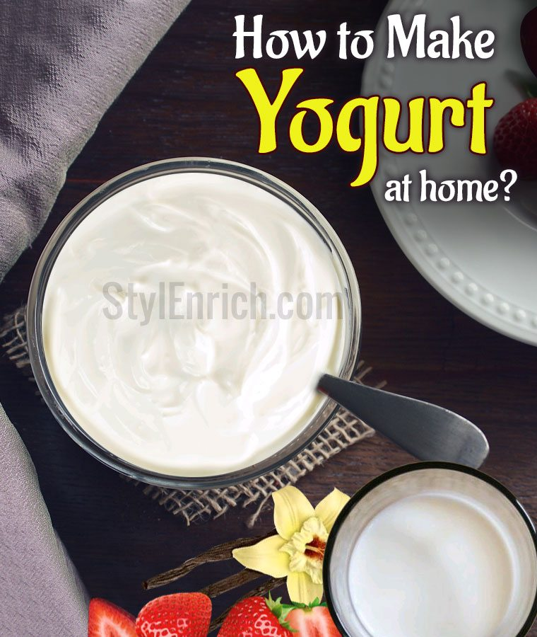Yogurt Recipe