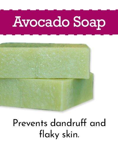Avocado Homemade Soap