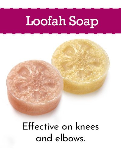 Loofah Homemade Soap