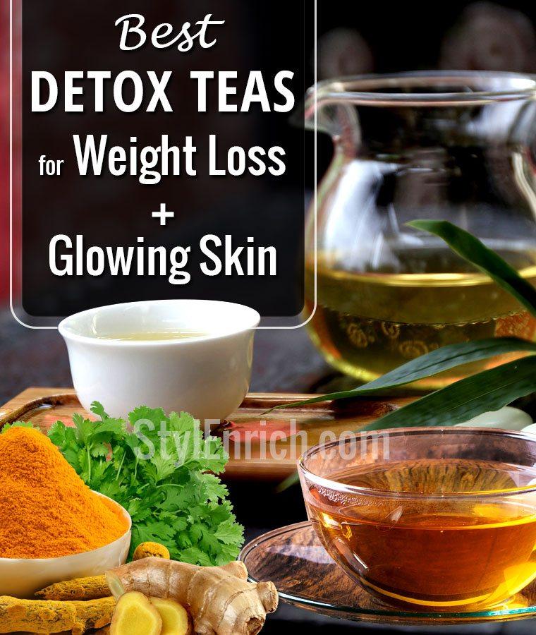 best tea detox for weight loss australia