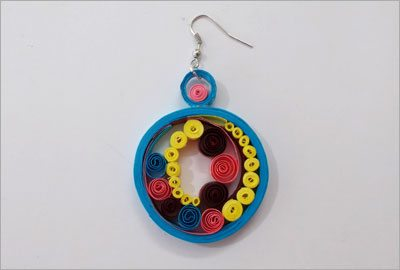 Diy quilling craft