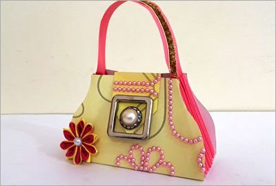 Handbag diy crafts