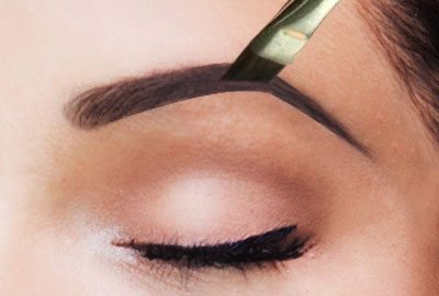 Time to know how to fill in your eyebrows