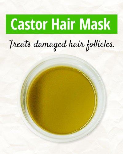 Castor Hair Mask