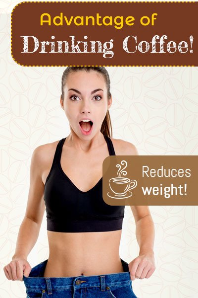 Coffee - Aid in Weight Loss