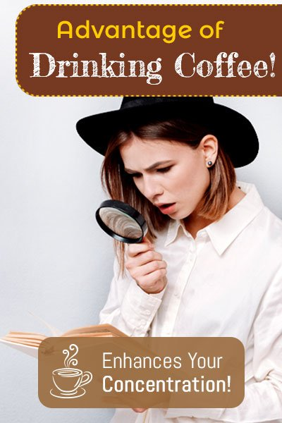 Coffee To Enhance Your Concentration