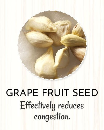 Grape Fruit Seed For Sinus Infection
