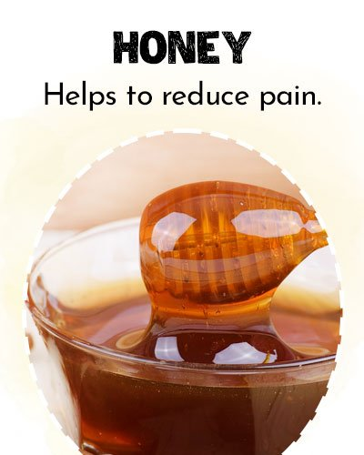Honey For Eye Stye