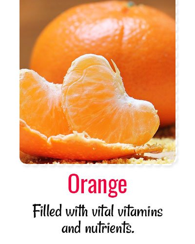 Orange to Deal With Dengue