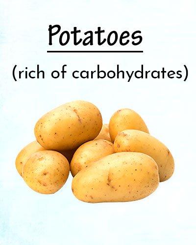 Potatoes To Gain Weight