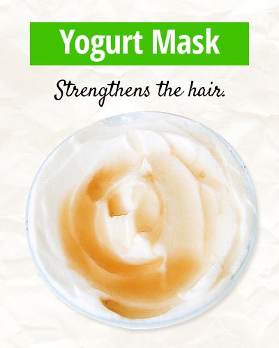 Yogurt Mask