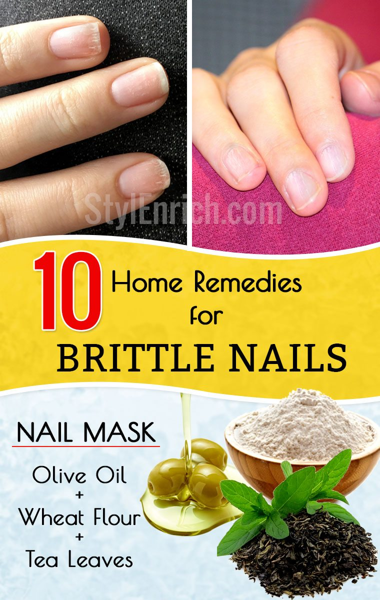 Easy Home Remedy Strengthen Dry Brittle Nails - Home & Furniture ...