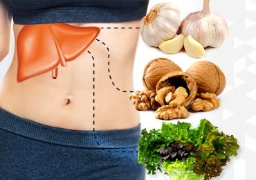 Food for Liver Care : 10 Best Foods For a Clean and Healthy Liver!