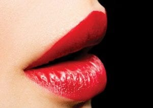 How to apply lipstick