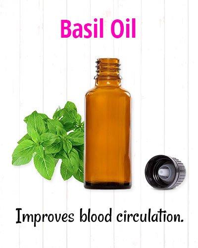 Basil Oil for Hair Loss