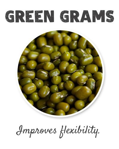 Green Grams for Joint Pain