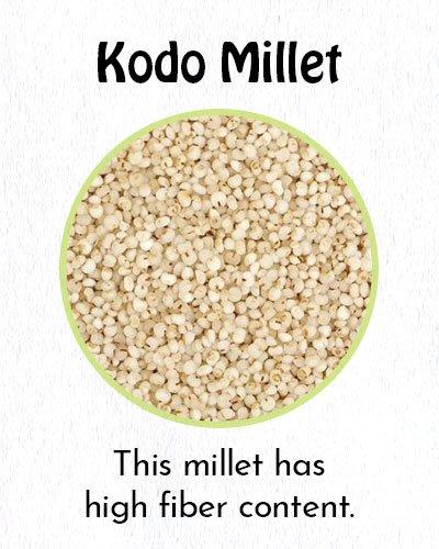 Kodo Millet